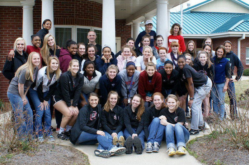 HWC community service project