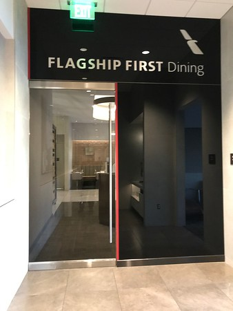 AA Flagship Lounge
