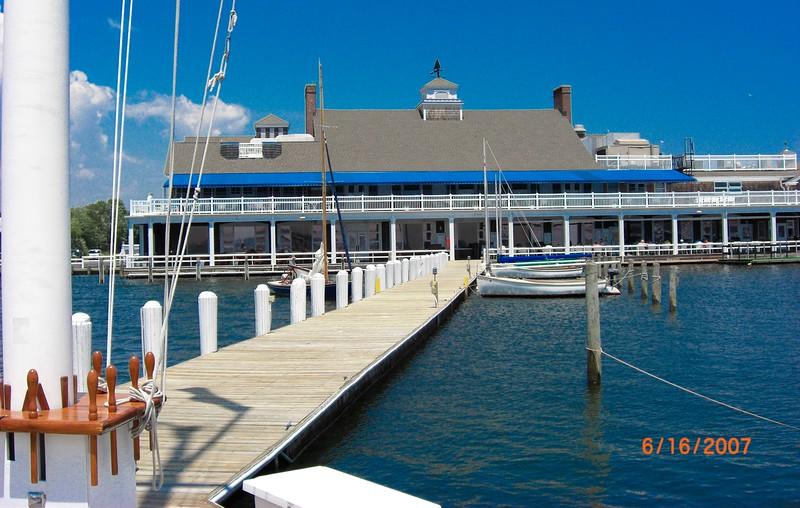 Bay Head Yacht Club Boat Dock