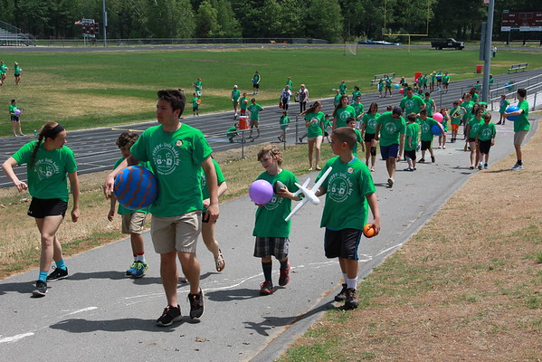 "20150526  Atkinson & TRHS ""Big Buddy / Little Buddy"" Day"