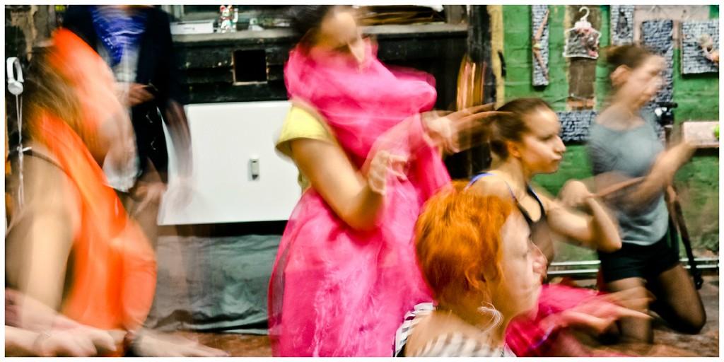 DOCUMENTARY PORTRAIT SERIES: Dance Anywhere