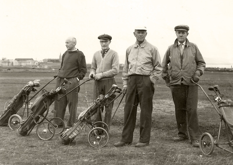 Öldungakeppni GR 1960