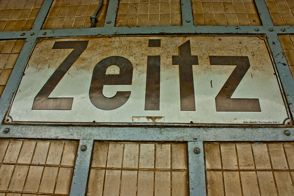 ON THE ROAD: ZEITZ