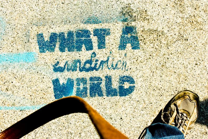 What a wonderlich world ~ indeed.