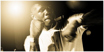 American Heavyweight Boxer, Kasim Howard