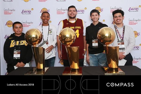 LA Lakers All Access 2018