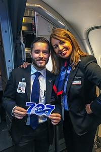 American Airlines Boeing 737 MAX-8 N304RB 11-29-17 18