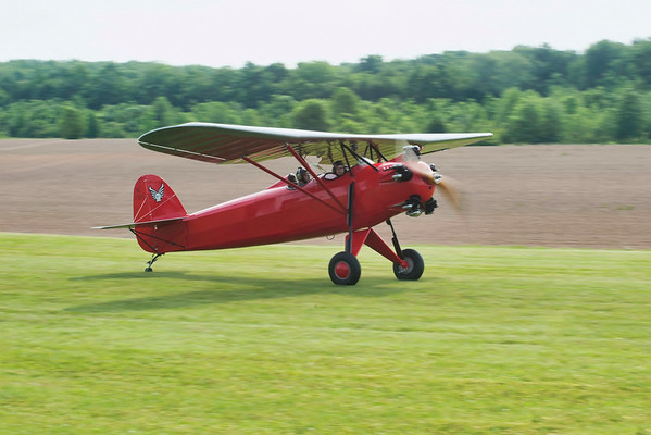 AAA Fly-in  Massey Airdrome 2016