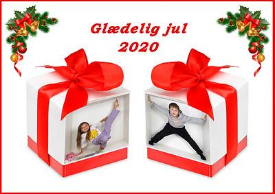 Julekort 2020