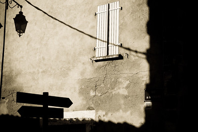 Shadowscape St-Martin-de-Riberac,  France 2010