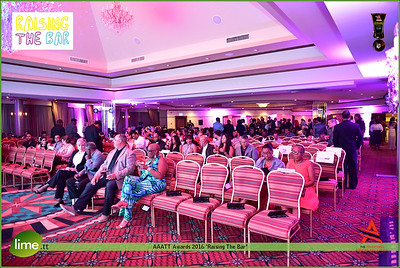 "AAATT Awards 2016 'Raising The Bar"""
