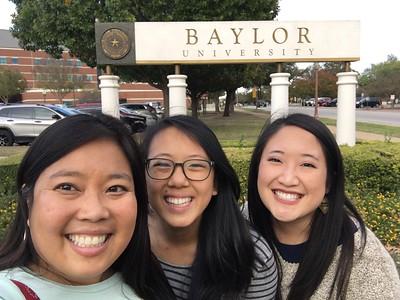 Baylor tour
