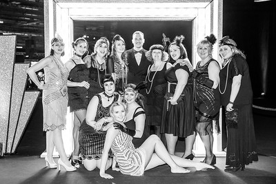 UK AAC 2016: Arbonne Does Gatsby evening