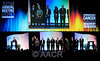 Washington, DC - AACR 101st Annual Meeting 2010:: Team Science Award recipients are honored during the opening ceremonies at the American Association for Cancer Research Annual Meeting here today, Sunday, April 18, 2010. More than 17,000  physicians, researchers, healthcare professionals, cancer survivors and patient advocates from 60 countries are attending the meeting which is being held at the Walter E Washington Convention Center. The meeting covers the breadth of cancer science from basic through clinical and epidemiological research. Date: Sunday, April 18, 2010 Photo by © AACR/Phil McCarten 2010 Technical Questions: todd@toddbuchanan.com; Phone: 612-226-5154. Keywords: Opening Ceremonies,Team Science Award Session: 324