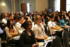 "Washington, D.C. - AACR 101st Annual Meeting 2010: Attendees at the Special Program for High School Students, ""The Conquest of Cancer and the Next Generation of Cancer Researchers"" during the American Association for Cancer Research Annual Meeting here today, Tuesday April 20, 2010. More than 17,000  physicians, researchers, healthcare professionals, cancer survivors and patient advocates from 60 countries are attending the meeting which is being held at the Walter E Washington Convention Center. The meeting covers the breadth of cancer science from basic through clinical and epidemiological research. Date: Tuesday April 20, 2010 Photo by © AACR/Lisa Nipp 2010 Technical Questions: todd@toddbuchanan.com; Phone: 612-226-5154. Keywords: Special Program for High School Students, ""The Conquest of Cancer and the Next Generation of Cancer Researchers"" session 468 Session: 468."