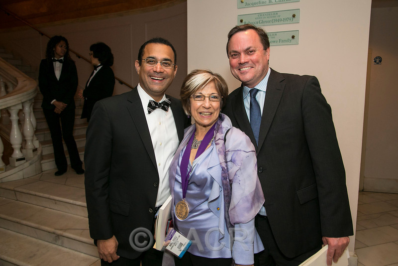 Awardees,  Fellows of the AACR Academy Induction Ceremony and Celebration Dinner