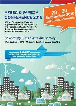 AFEEC & FAPECA CONFERENCE 2016