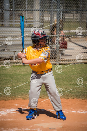 8U Game 2 - March 3rd