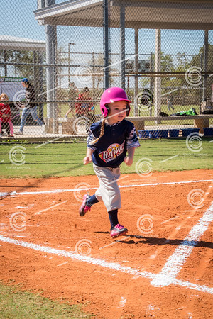 T-Ball Game 1 - March 3rd