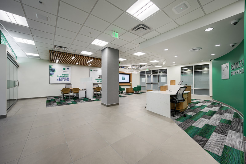 Bank of the West - Lobby 1
