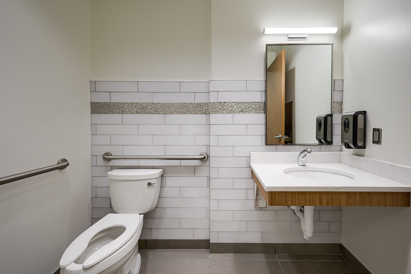 Bank of the West - Restroom 1