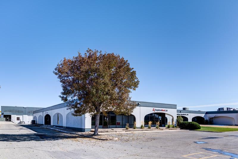 Crossroads Distribution Center Before Ext 200 10