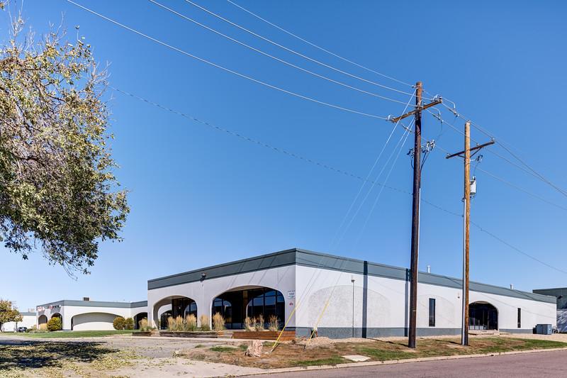 Crossroads Distribution Center Before Ext 100 08