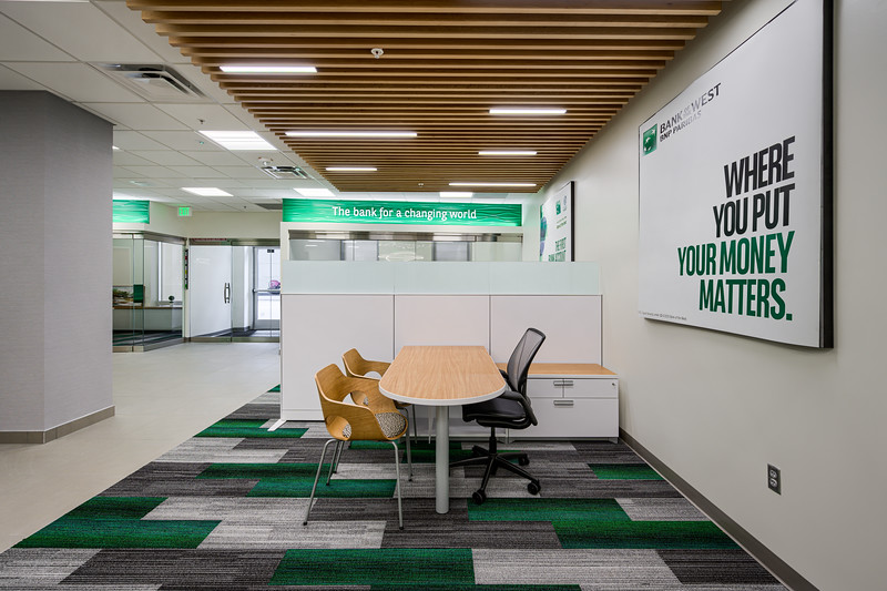 Bank of the West - Office Cubbies 4