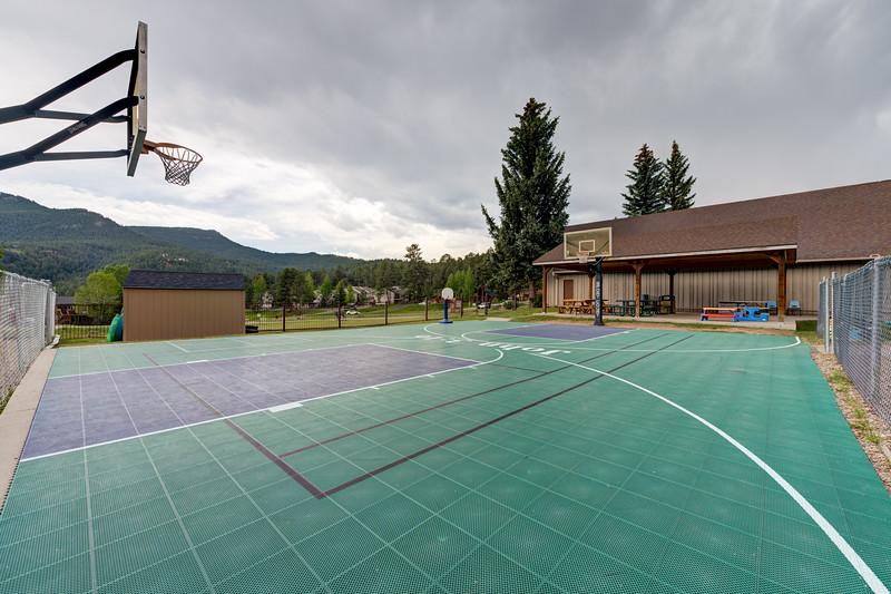 Exterior Basketball Court 1