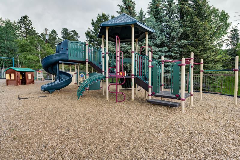 Exterior Elementary Playground