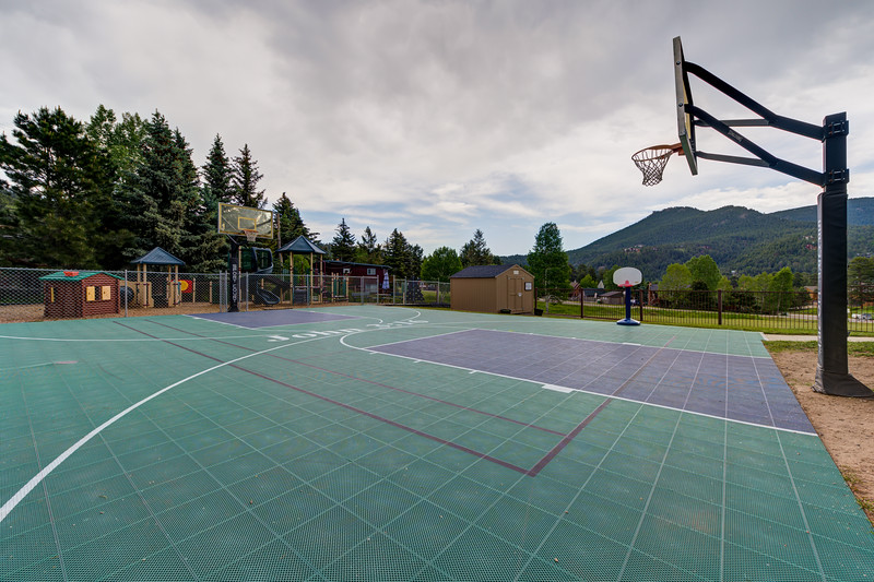 Exterior Basketball Court 2
