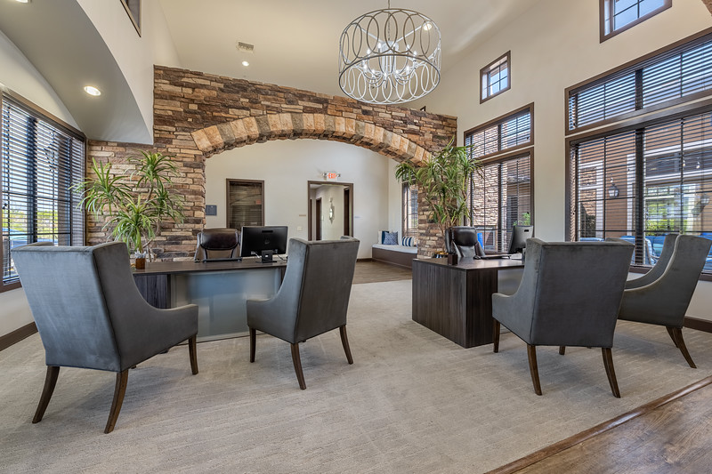 Marquis Sonoran Preserve Leasing Office 3