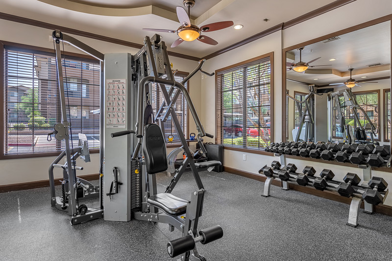 Marquis Sonoran Preserve Fitness Center 3