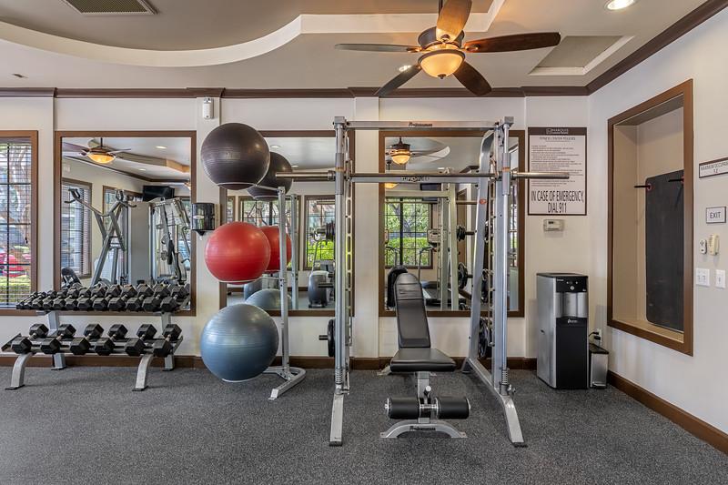 Marquis Sonoran Preserve Fitness Center 4