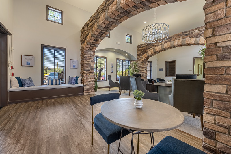 Marquis Sonoran Preserve Leasing Office 1