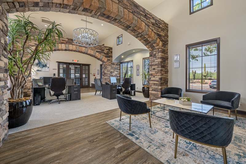 Marquis Sonoran Preserve Leasing Office 2