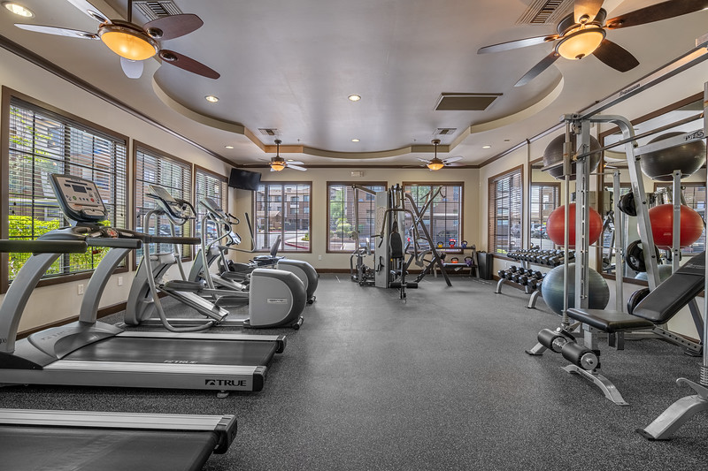 Marquis Sonoran Preserve Fitness Center 1