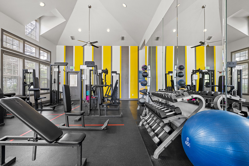 Marquis at Town Centre Fitness Center 2