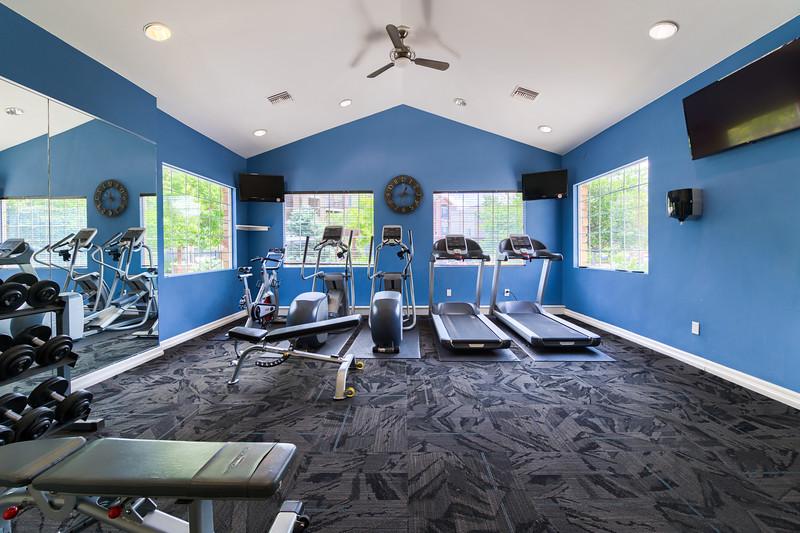 Whisper Creek Fitness Center 1