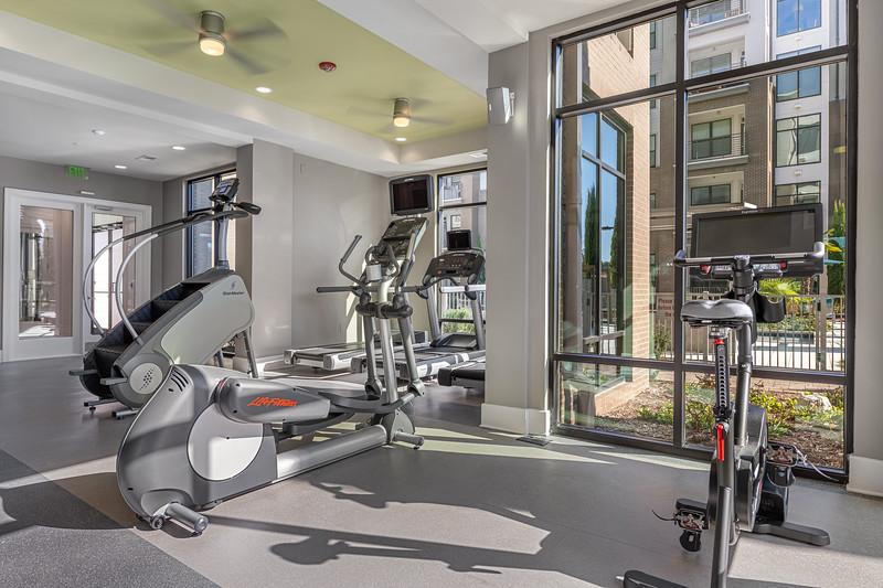 Marq Crabtree Fitness Center 1