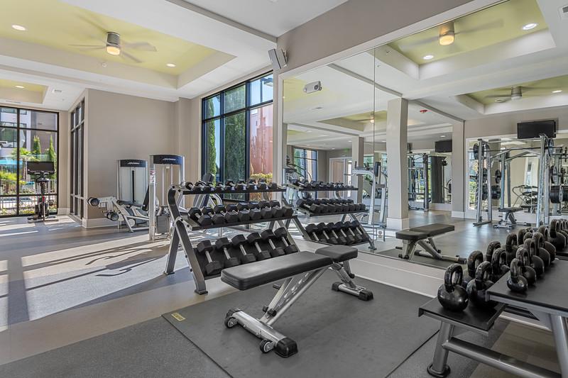 Marq Crabtree Fitness Center 5