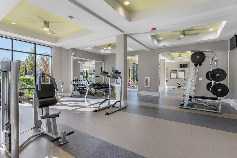 Marq Crabtree Fitness Center 2