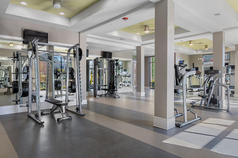 Marq Crabtree Fitness Center 4