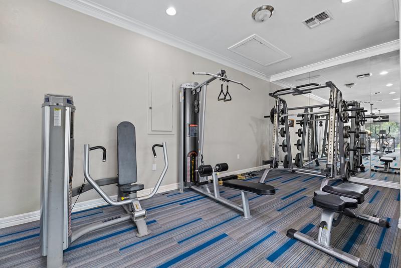 Marquis at Ladera Vista Fitness Center 3