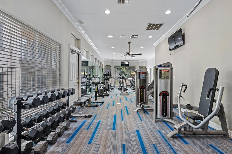 Marquis at Ladera Vista Fitness Center 5