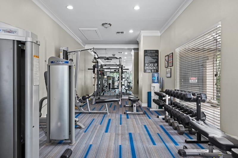 Marquis at Ladera Vista Fitness Center 4