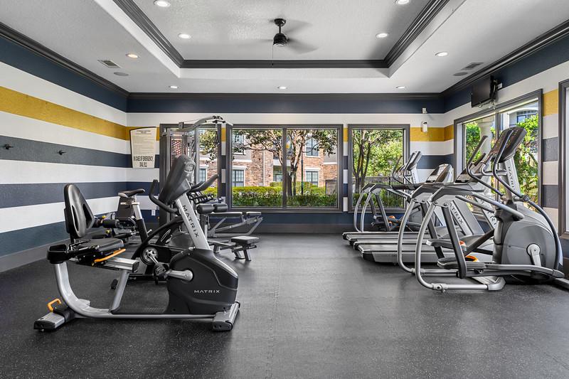 Marquis Lakeline Fitness Center 4
