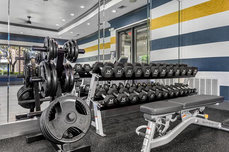 Marquis Lakeline Fitness Center 3
