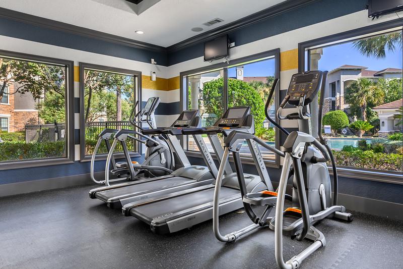 Marquis Lakeline Fitness Center 1