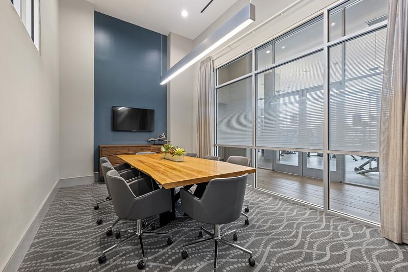 Marq on Burnet Meeting Room